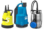 110V Submersible Pumps