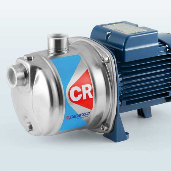 2-3-4-5 CR Range - Centrifugal pumps