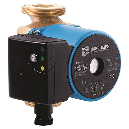 Glandless HWS Circulator Pumps