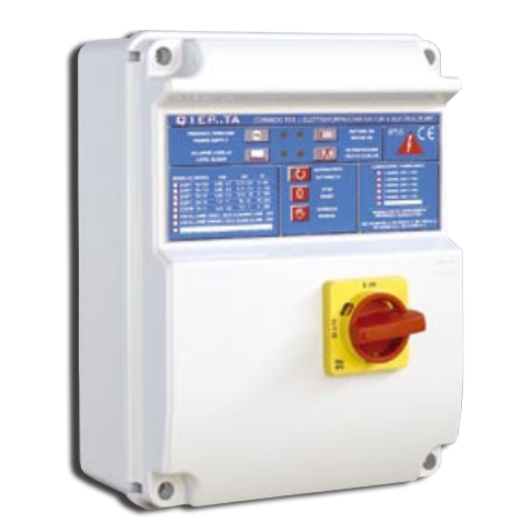 Booster Pump Panels