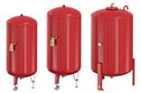 Flamcomat Vessels