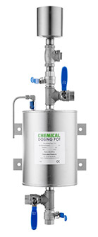 Fabricated Products Liquid Chemical Dosing Pot