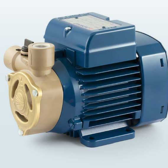 PQA Range - Side suction peripheral pumps