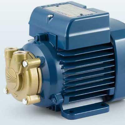 PV Range - Brass peripheral pumps