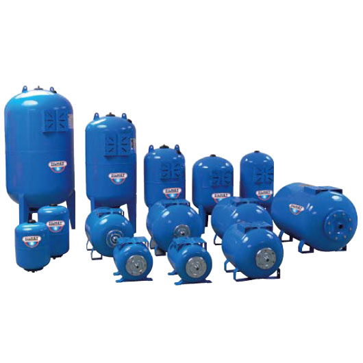 Pressure & Expansion Vessels