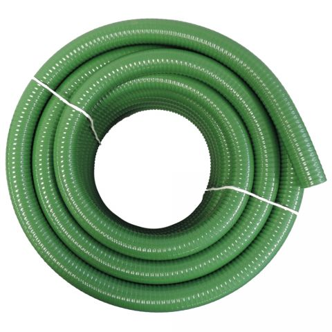 1 1/2 inch PVC Hose (10m Length) with Hose Connections