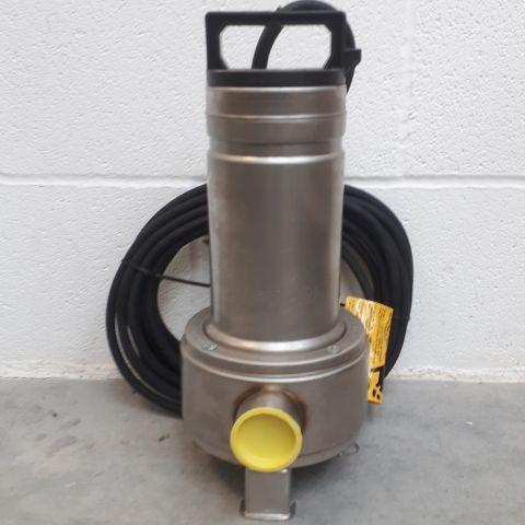 CLEARANCE - Lowara Domo 7VXT/B Stainless Steel Impeller (3~ 400V)