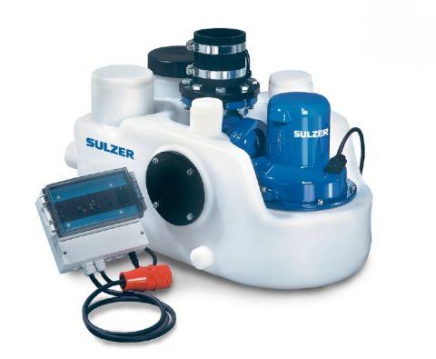 ABS Sanimat 1000 Pumps UK Ltd