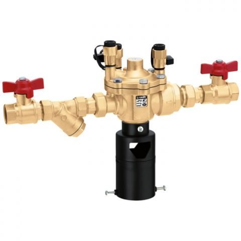Altecnic 1/2 inch Pre-Assembled Backflow Protection Unit