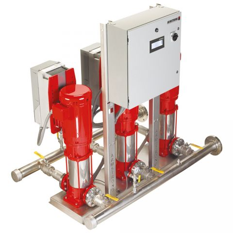 Armstrong Design Envelope 6800 Vertical MultiStage Boosters