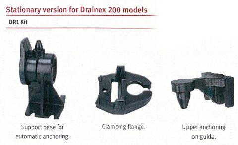 Espa Drainex 200 DR1 Install Kit