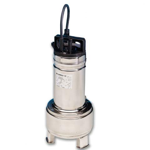 DOMO 7VXT/B st.steel impeller