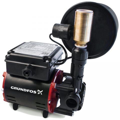 Grundfos SSR2-2.0 CN (22mm Pushfit Hoses) - Shower Pump