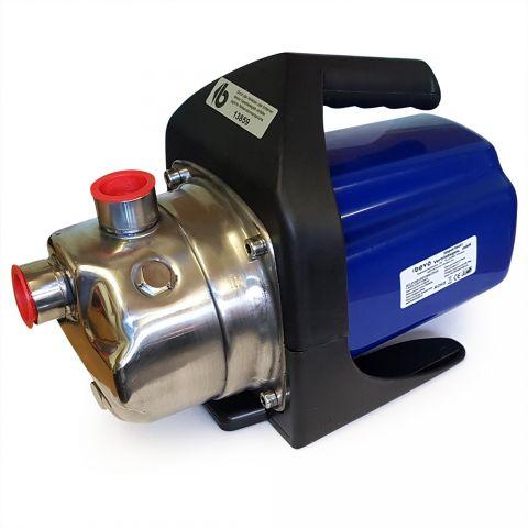 Mega JGP12002INOX Self Priming Jet Pump 1200W