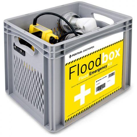 Jung Pumpen FLOODBOX Emergency Flooding Kit (1~ 230V)