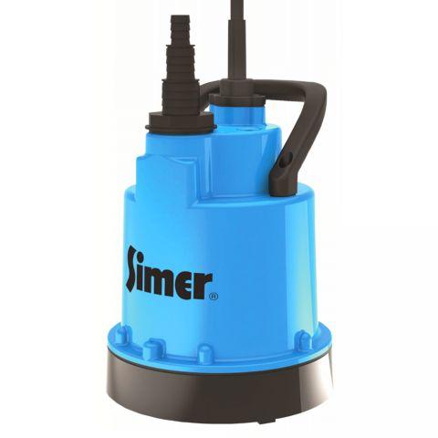 Jung Pumpen Simer 5 - Low Suction Submersible Utility Pump (1~ 230V)