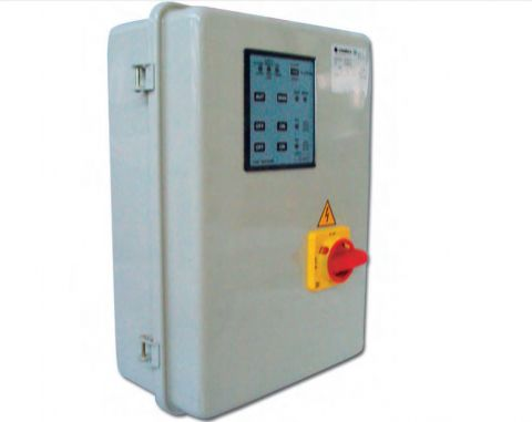 Lowara QDR2/03 Control Panel