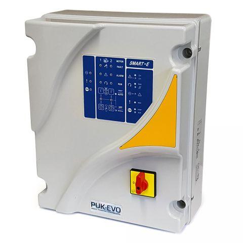 PUK-EVO Smart-E Twin Pump Control Panel (3~ Phase)