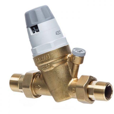 Altecnic Pressure Reducing Valve 2 inch (25bar) with Pressure Gauge Port