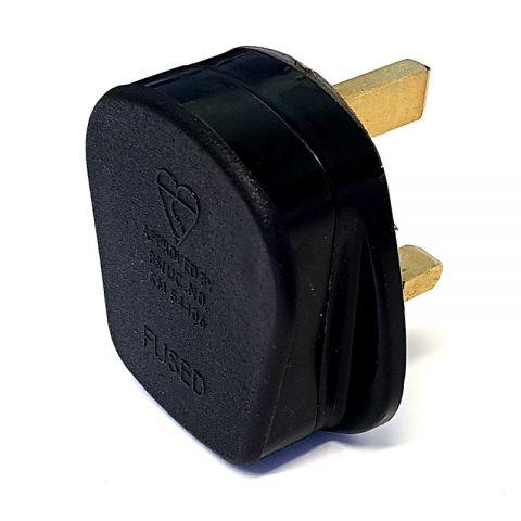 3 Pin UK Plug to replace Euro Plug