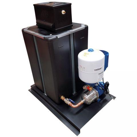 PUK VARI GAP 3-120 - Variable Water Booster with AB Break Tank