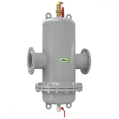 Reflex Extwin TW 300 Micro Bubble/Dirt Seperator Flanged Connection