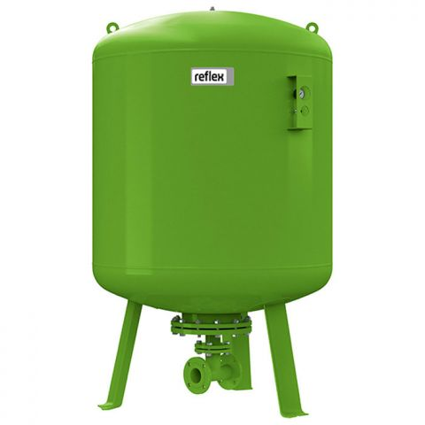 Reflex Refix DT 2000 Green Expansion Vessel Double Connection DN80/PN16 (16bar)