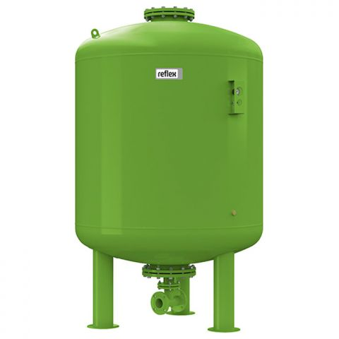 Reflex Refix DT 3000 Green Expansion Vessel Double Connection DN80/PN16 (16bar)