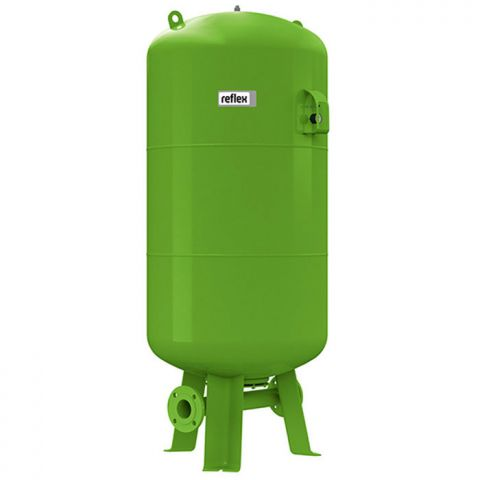 Reflex Refix DT 500 Green Expansion Vessel Double Connection DN65/PN16 (16bar)