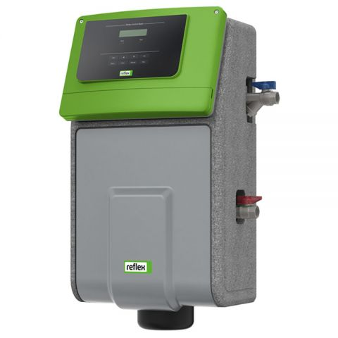 Reflex Servitec 30 - Self-Optimizing Vacuum Spray Deaeration/Make-Up Unit