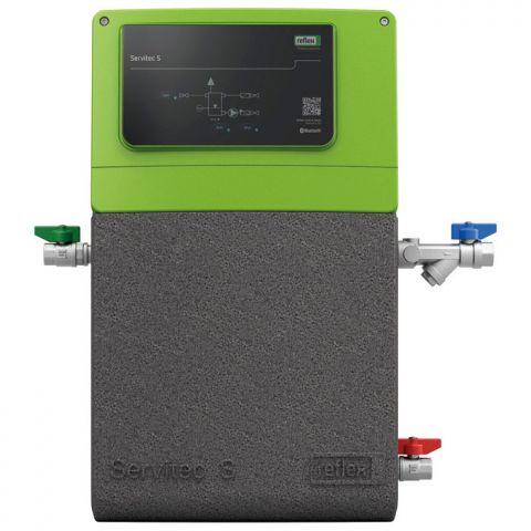 Reflex Servitec S - Medium-sized Vacuum Spray Tube Degassing System