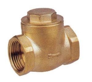 """2"""" Brass non return valve for waste water pumps"""