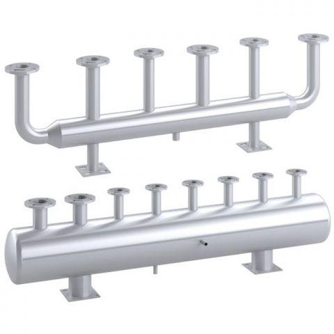 Sinus Stainless Steel Sanitary Manifolds