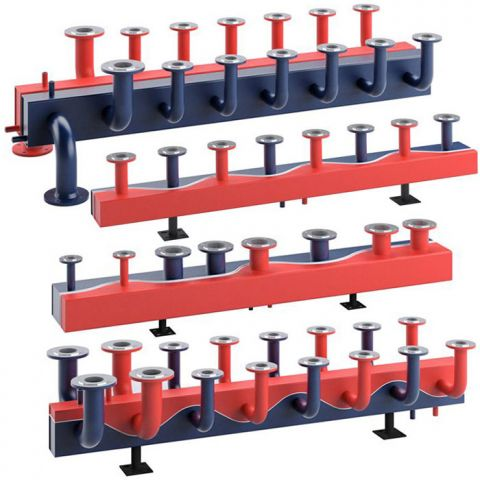 Sinus Thermally Separated Manifold