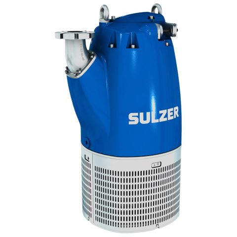 Sulzer XJ 900 HD - High Head Drainage Pump (3~ 400V)