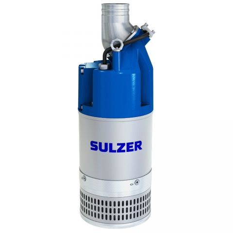 Sulzer XJC 50 HD AT - AquaTronic Center Line High Head Drainage Pump (3~ 400V)