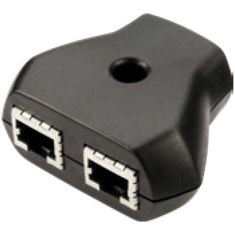 TECDrive RS485 3 Way Data Cable Splitter RJ45