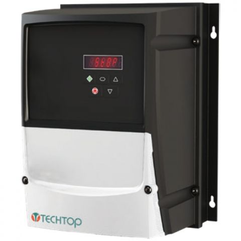 TECDrive Non-Switched Inverter 4Kw 3-Phase IP66 400V