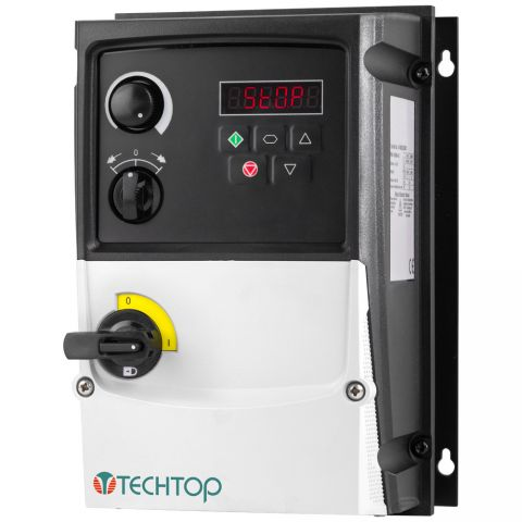 TECDrive Switched Inverter 1.5Kw 3-Phase IP66 400V