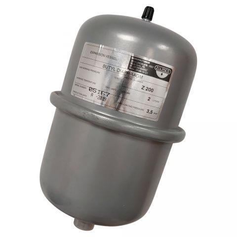 Zilmet 2L Hydro-Pro Potable Expansion Vessel Z200 (10 bar)