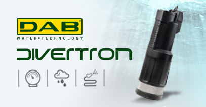 DAB Divertron Submersible Pumps
