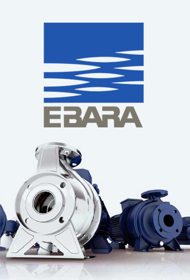 Ebara Pump Product Range