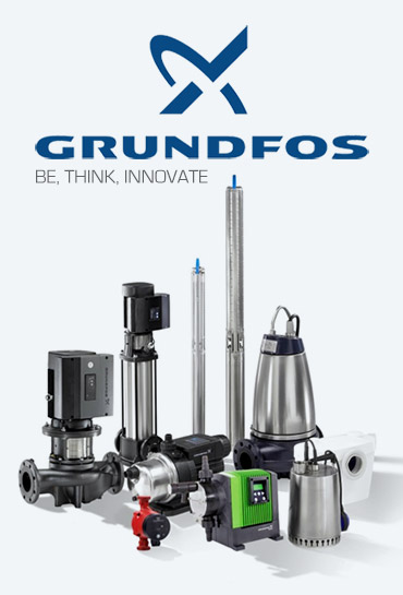 Grundfos Pump Product Range