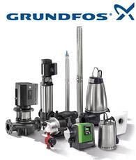 Grundfos Product Range