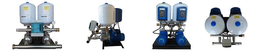 PUK Vari-Twin Water Booster